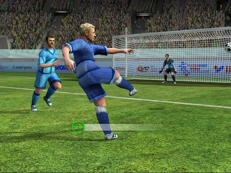 Звезда футбола игра на скачать на пк