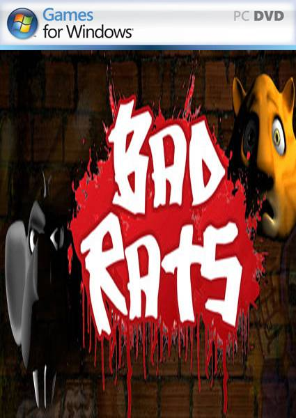 Обложка Bad Rats: The Rat's Revenge