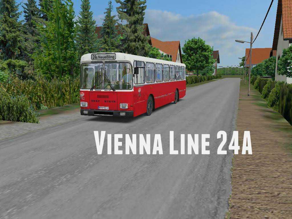 видео омси как добавить автобус