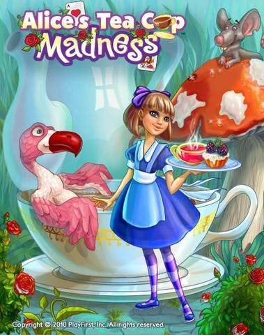 Alice Tea Cup Madness