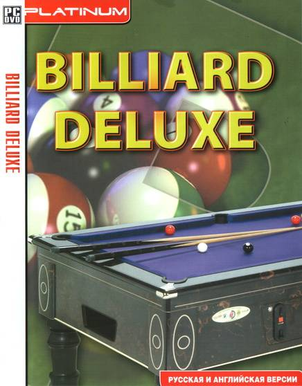 Billiard Deluxe Portable