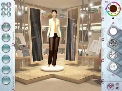 первый скриншот из Imagine Fashion Designer