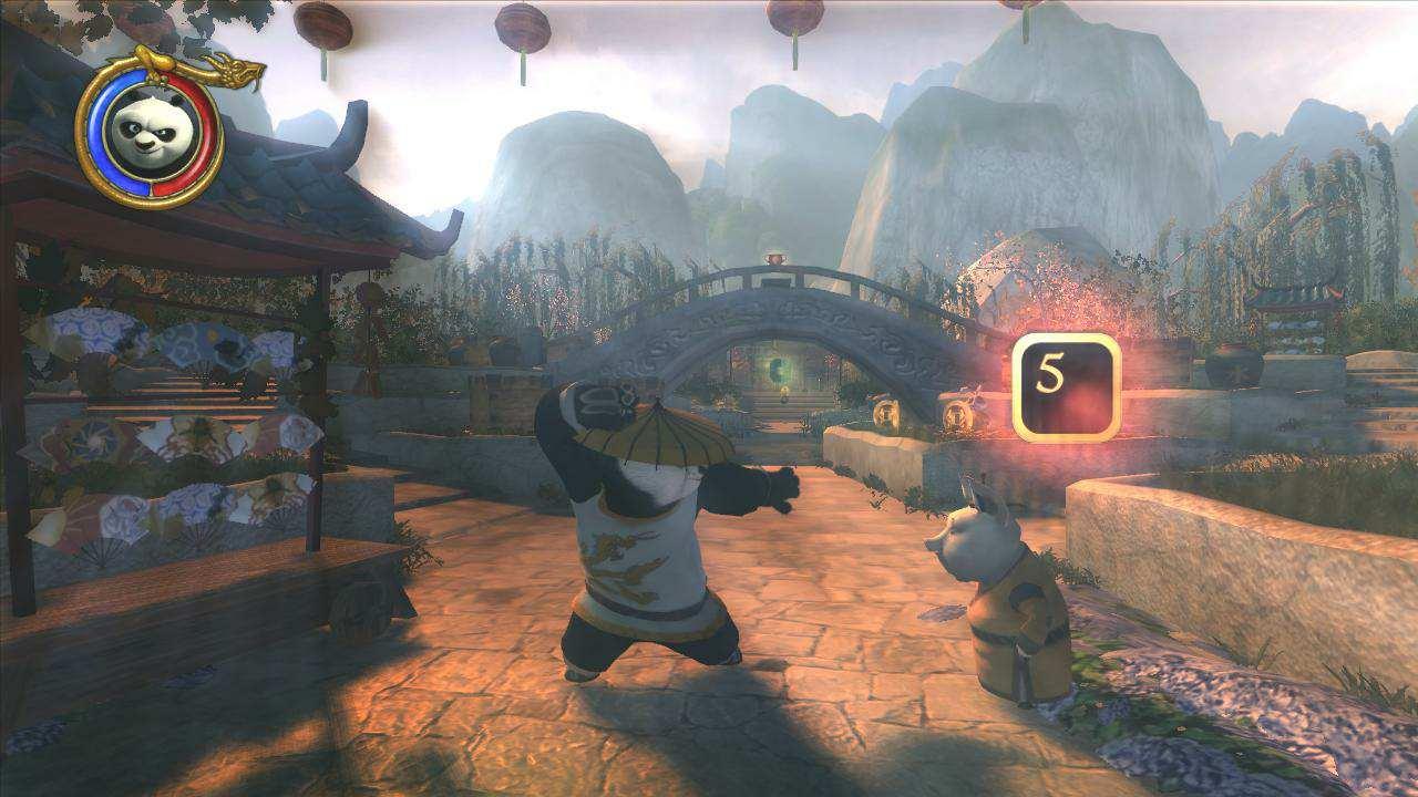 Скачать игру kung fu panda: the game / кунг-фу: панда для pc через.
