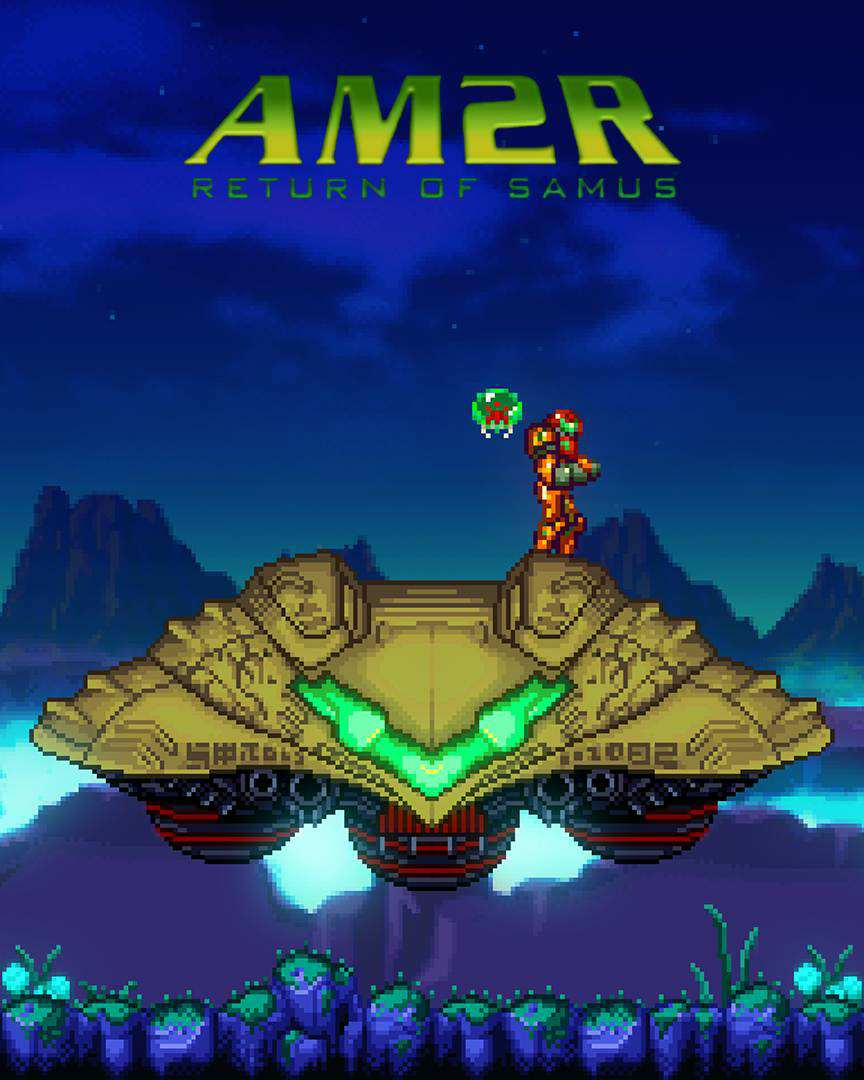 Project AM2R (Another Metroid 2 Remake)