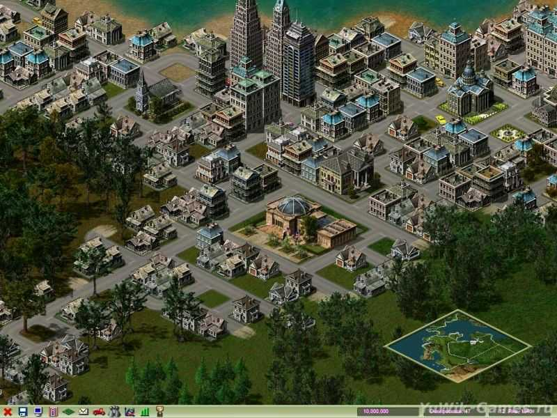 Игра Промышленный гигант 3