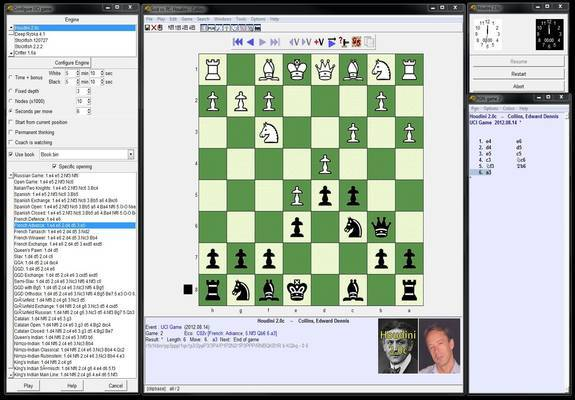 Шахматы скачать гудини