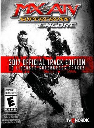 MX vs. ATV Supercross Encore : 2017 Official Supercross Pack