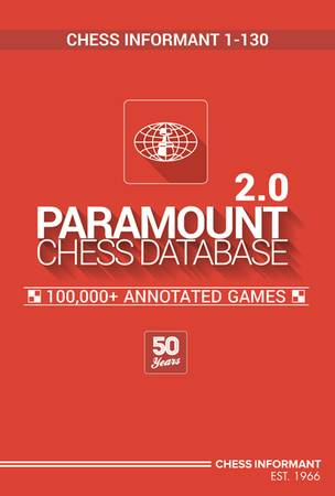 Paramount Chess Database 2.0