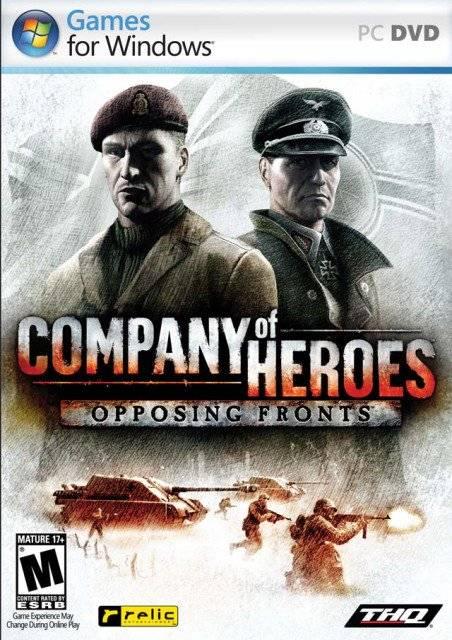 Company Of Heroes \ Company Of Heroes: Opposing Fronts \ Company Of Heroes: Tales of Valor