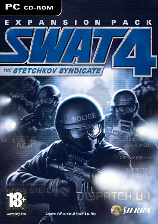 SWAT 4: Sheriff's Special Forces