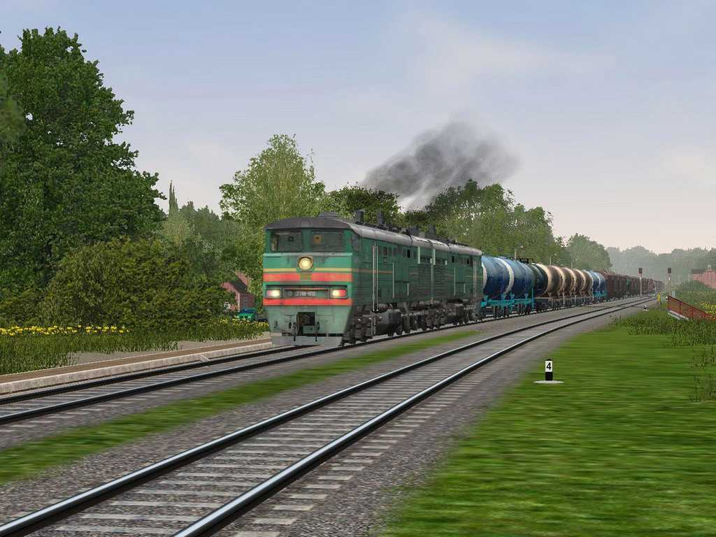 Скачать игру Microsoft Train Simulator GRAND PACK для PC