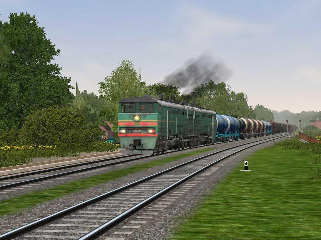 Скачать игру Microsoft Train Simulator GRAND PACK для PC