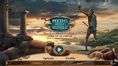 первый скриншот из Myths of the World 12. Fire of Olympus Collectors Edition