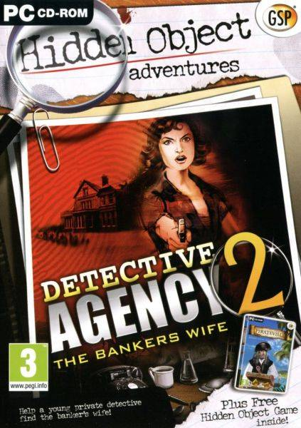 Detective Agency 2: Banker's wife