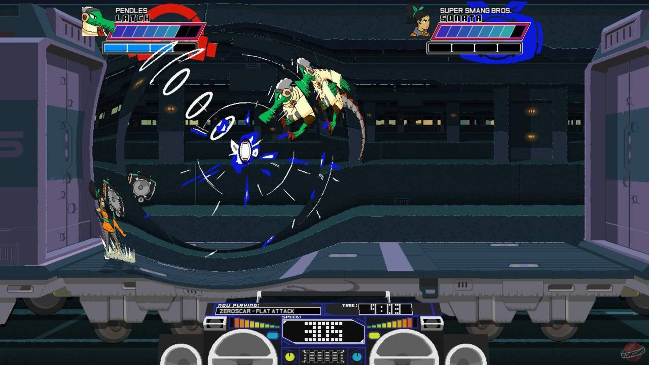 Lethal league | macosx free download | macgames-download.