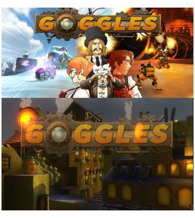 Goggles: World of Vaporia