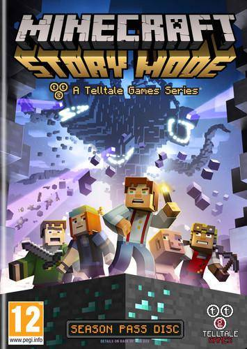 Minecraft: Story Mode - A Telltale Games Series. Episode 1-8