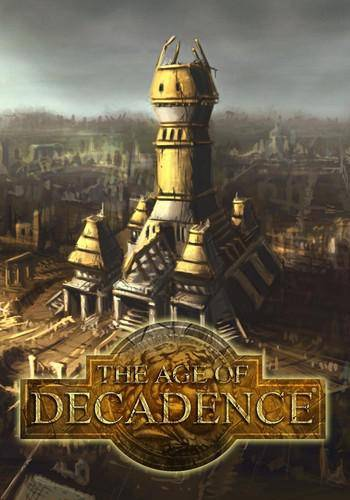 Обложка The Age of Decadence