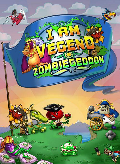 I Am Vegend Zombiegeddon