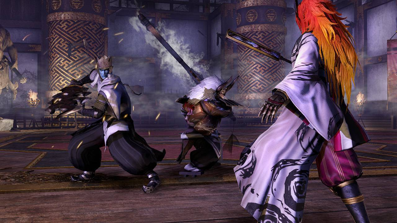 Скачать игру samurai warriors 3 через торрент на pc