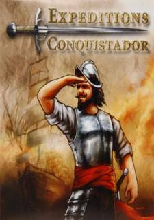 Обложка Expeditions: Conquistador