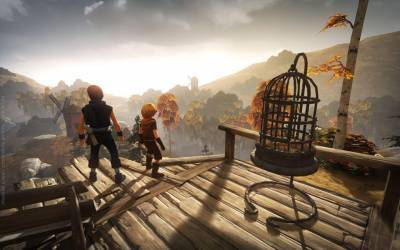 первый скриншот из Brothers: A Tale of Two Sons