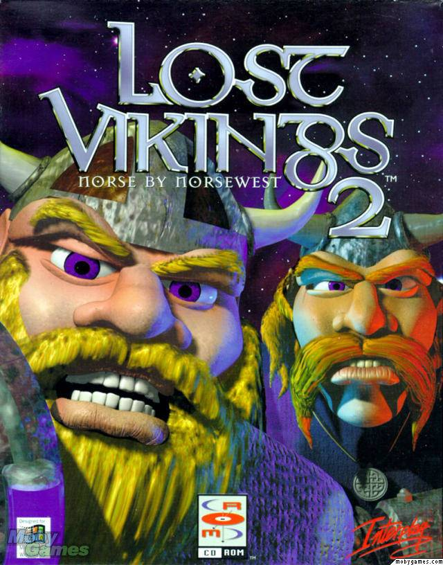 Norse by Norse West: The Return of the Lost Vikings / Lost Vikings 2 (II): Norse by Norsewest