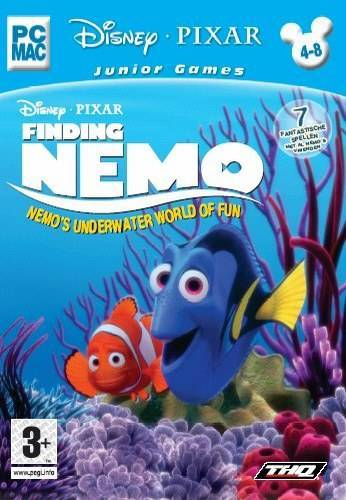 Disney•Pixar Finding Nemo: Nemo's Underwater World of Fun / В поисках Немо: Морские забавы
