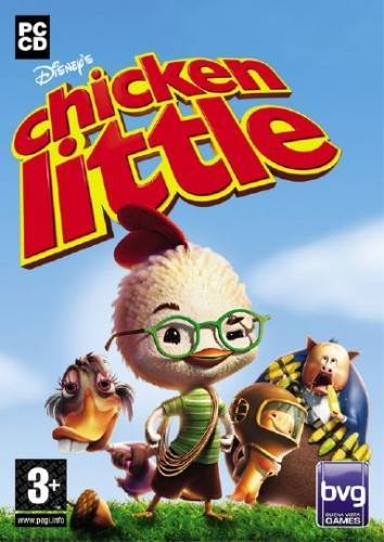 Disney's Chicken Little / Цыпленок Цыпа