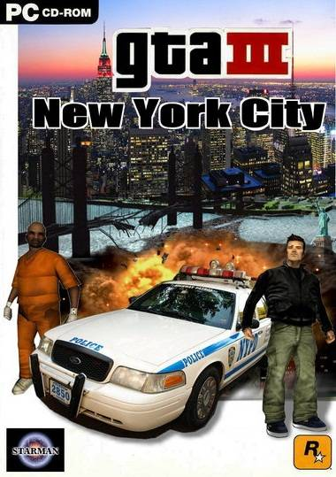 GTA III : New York
