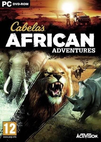 Cabelas african adventures скачать торрент бесплатно на pc.