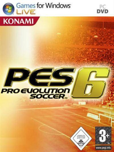 Pro Evolution Soccer 6 / Winning Eleven: Pro Evolution Soccer 2007 / Winning Eleven 10