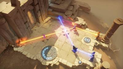 второй скриншот из Archaica: The Path of Light