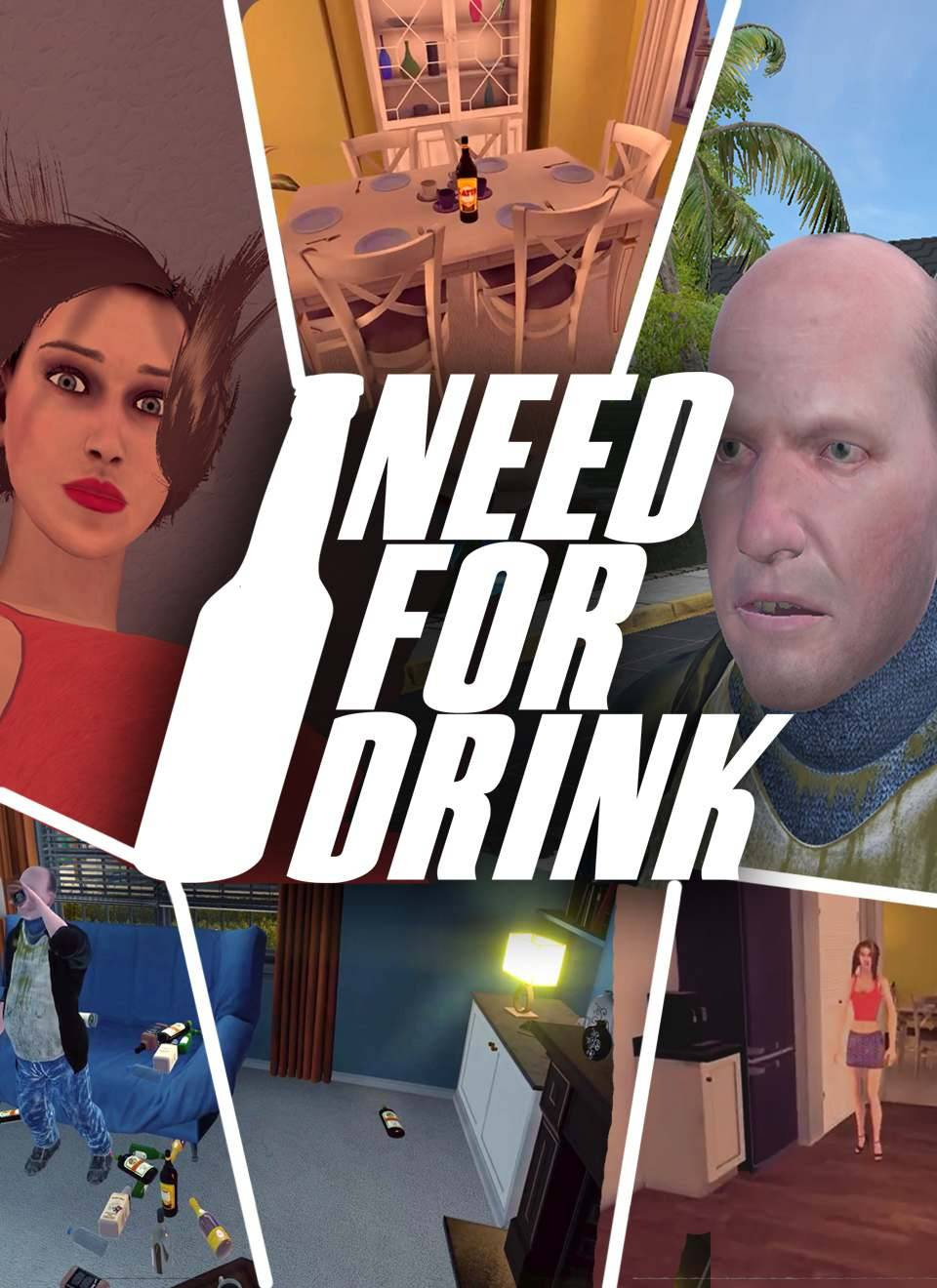 Обложка Need For Drink
