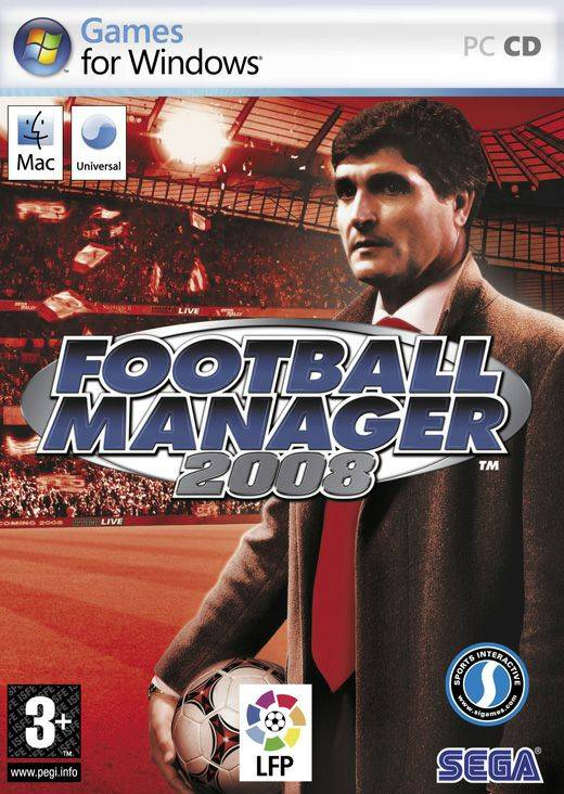 Football Manager 2008 / FM 2008