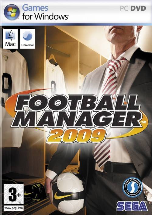 Football Manager 2009 / FM 2009