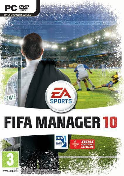 FIFA Manager 10 + Update 4 + All mods