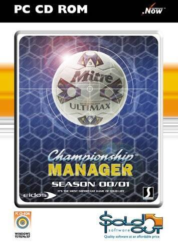 Championship Manager 00-01