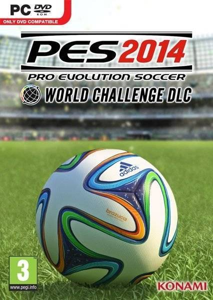 Pro Evolution Soccer 2014: World Challenge