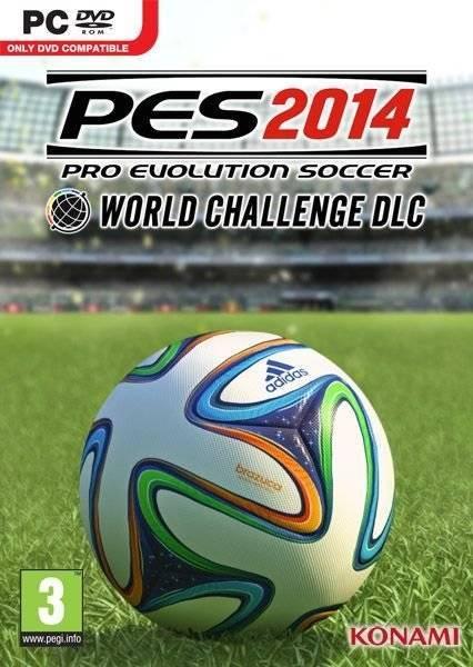 Pro Evolution Soccer 2014: World Challenge