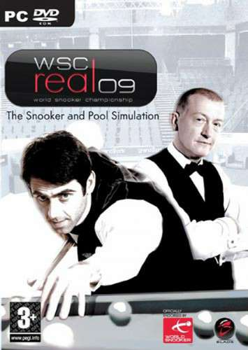 World Snooker Championship Real 09 / WSC Real 09: World Snooker Championship