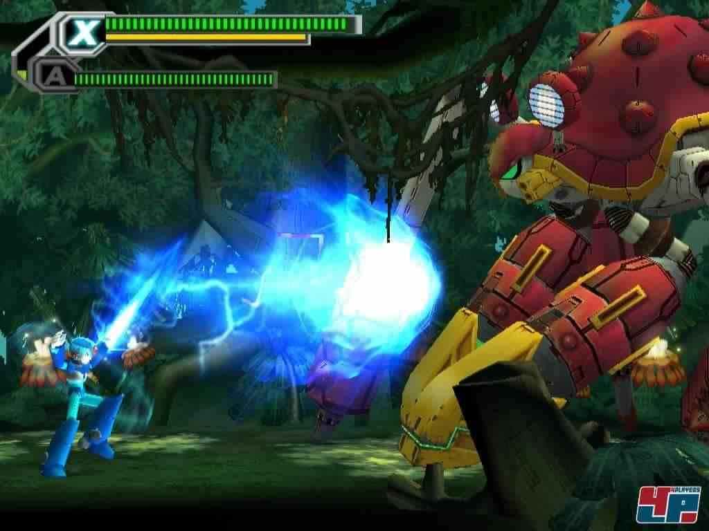 Megaman x8 скачать на пк торрент