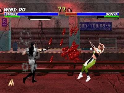первый скриншот из Mortal Kombat Trilogy
