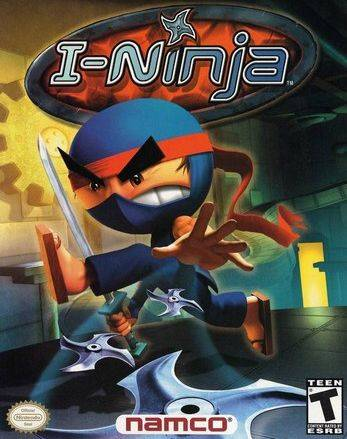 I-ninja (2004) pc | repack by r. G. Механики скачать торрент.