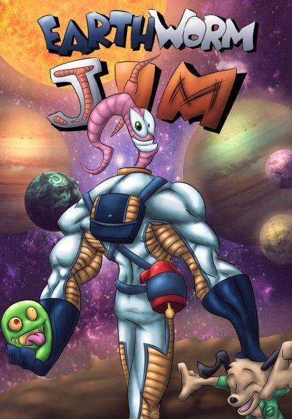 Earthworm jim 2 [eng] скачать торрент.