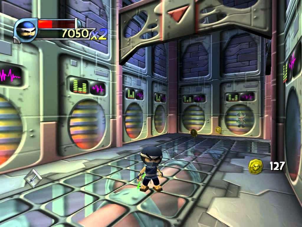 Скачать игру i-ninja для pc через торрент gamestracker. Org.