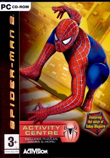 Spider-Man 2: Activity Center