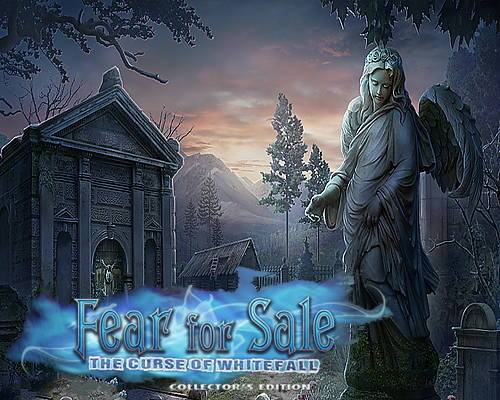 Fear For Sale 11: The Curse of Whitefall Collector's Edition