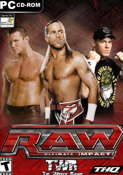 WWE Raw Ultimate Impact 2011