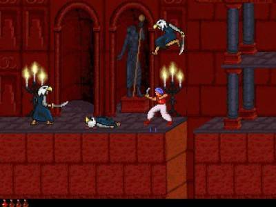 первый скриншот из Prince of Persia 1 + 2 The Shadow and the Flame